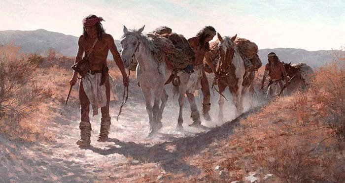 The Trail Of Tears: The Forced Removal Of Native Americans