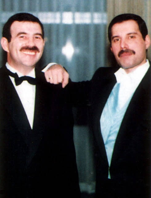 Freddie Mercury Jim Hutton Rings