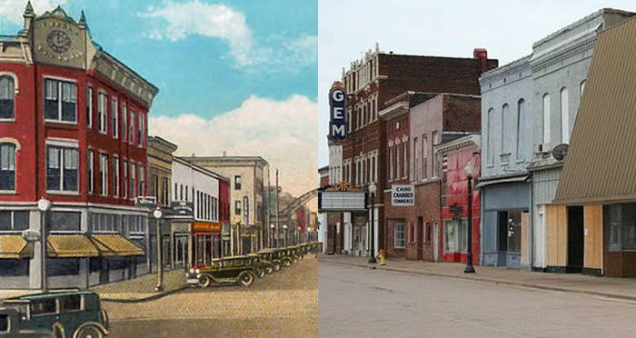 Cairo, Illinois: How Racial Violence Turned A Boom Town To