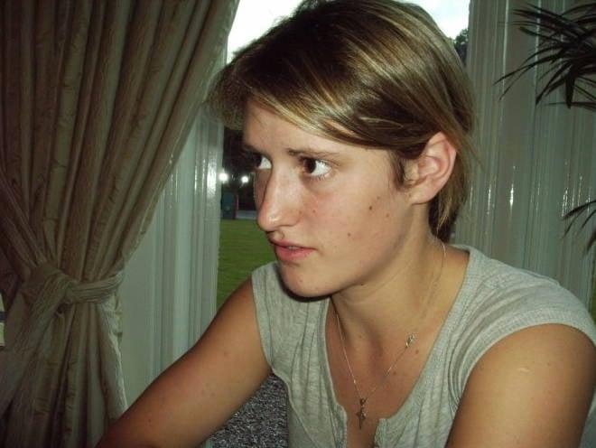 Portrait Of Rebecca Coriam