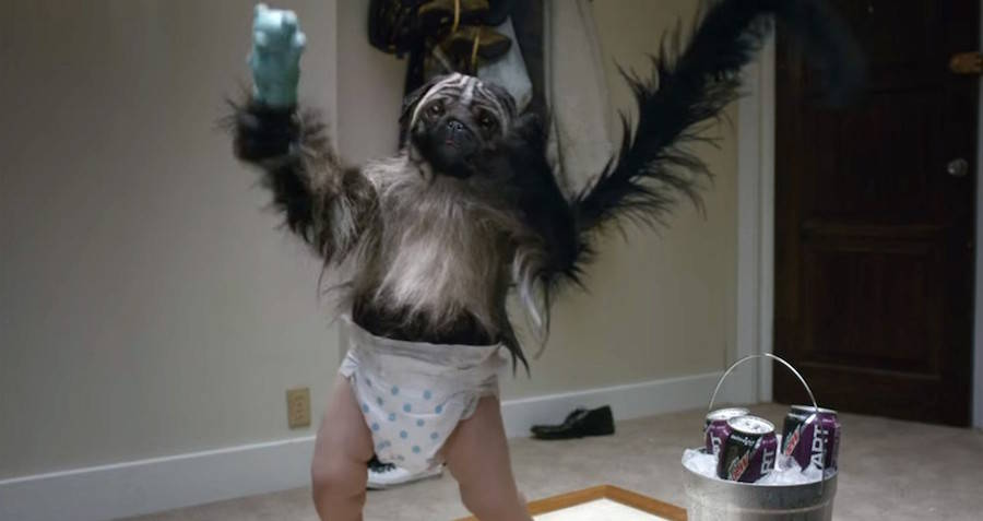 Puppymonkeybaby Super Bowl Commercial