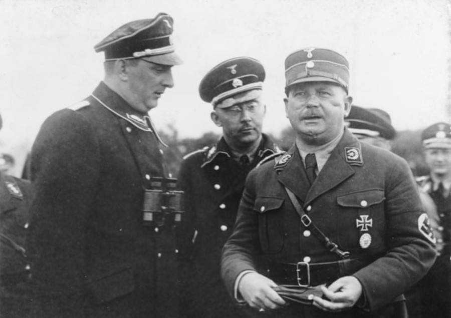 Rohm And Himmler