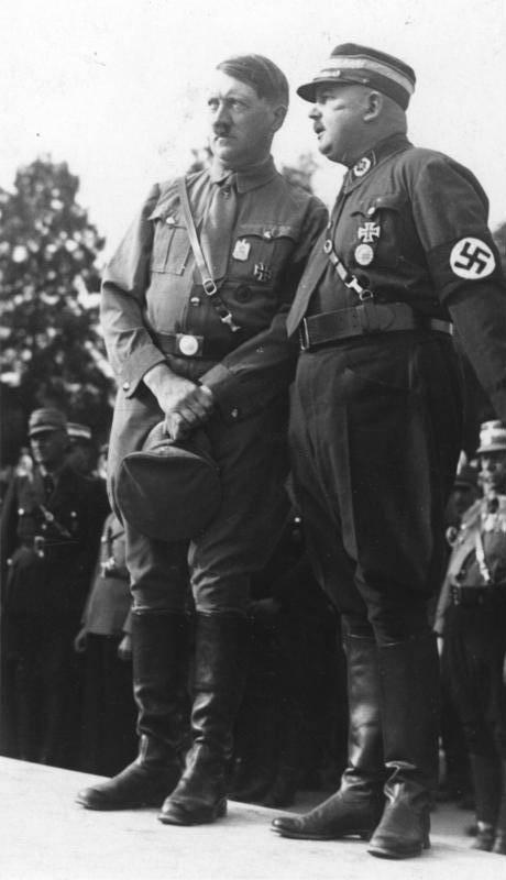 Rohm Hitler