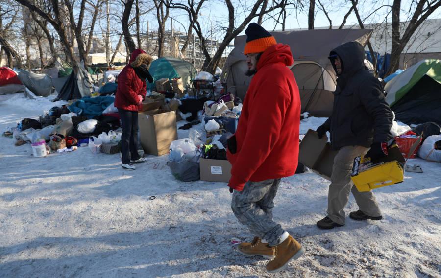 Roosevelt Road Homeless Shelter