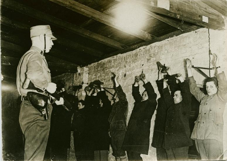 SA Arrests Communists
