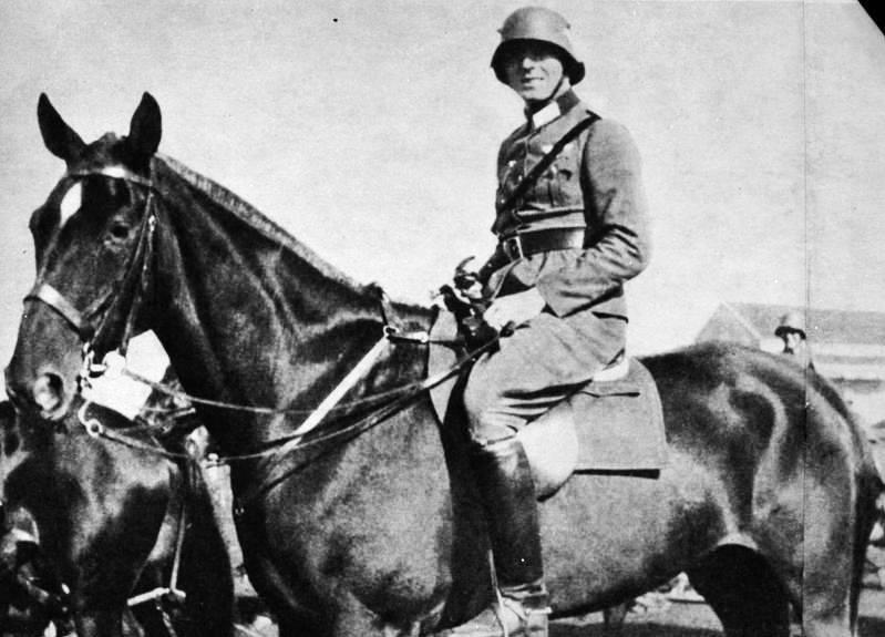 Stauffenberg Cavalry