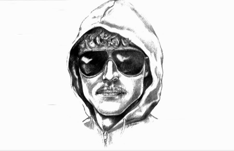 Unabomber Sketch
