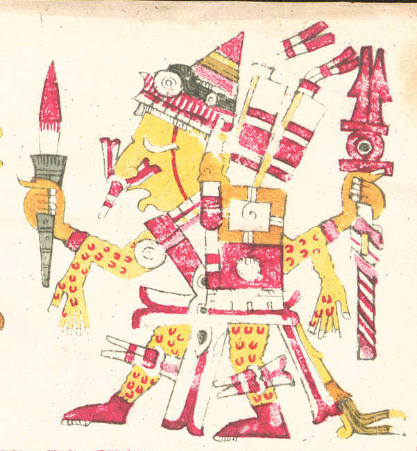 Xipe Totec Depiction
