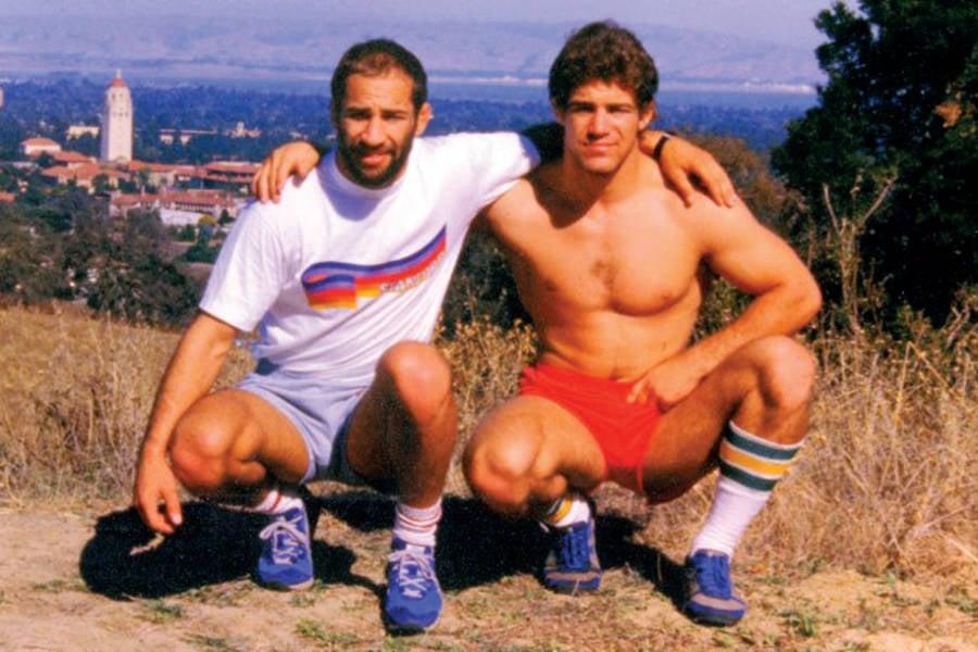 Dave Schultz And Mark Schultz