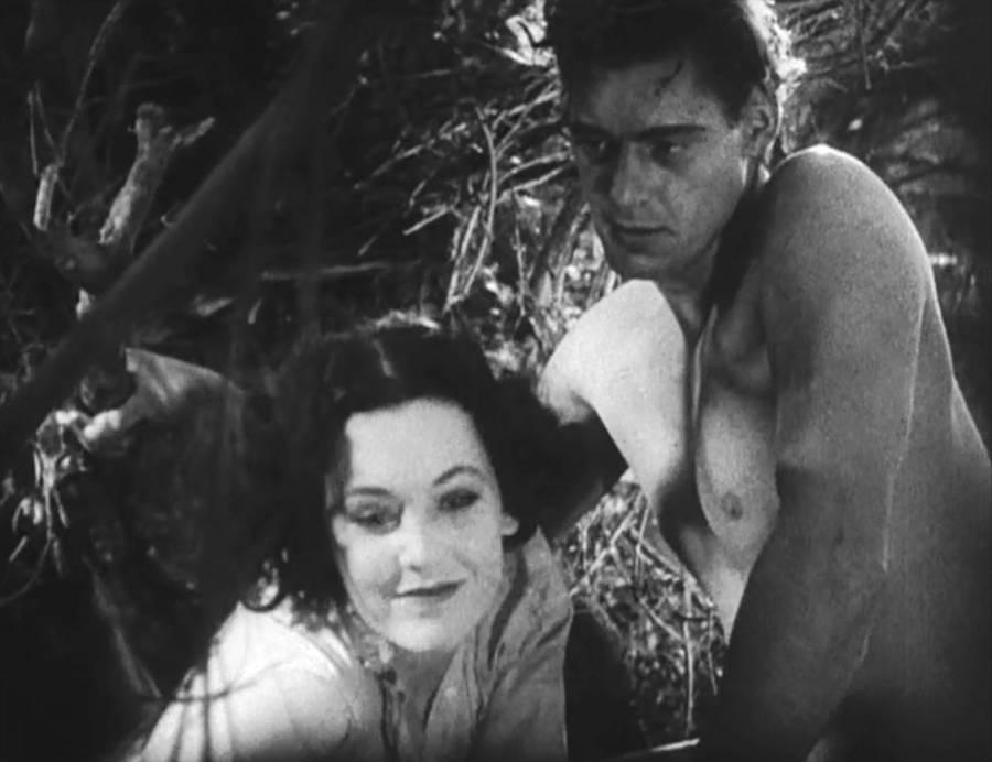 Pre-Code Hollywood Tarzan
