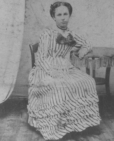 Allie Sullivan Portrait