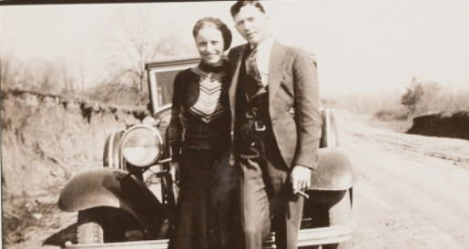 Bonnie And Clyde's Newly-Surfaced Poetry Notebook Up For Auction