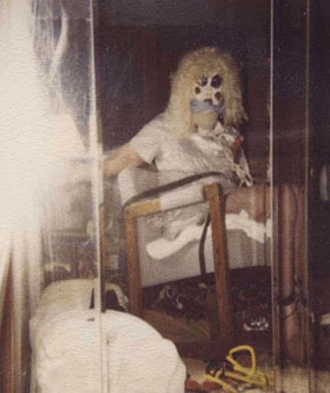 Btk Killer In Mask And Bondage
