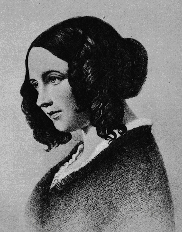 Catherine Dickens Drawing