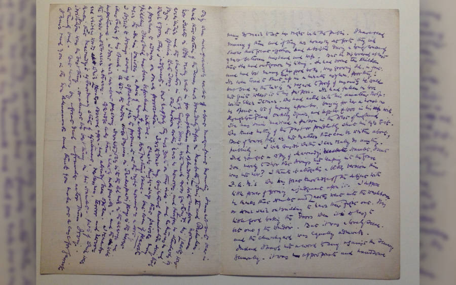 Letters About Catherine Dickens