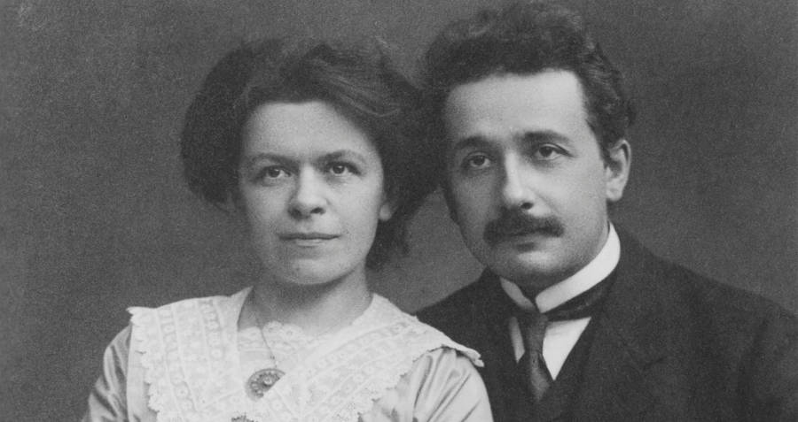 Einstein And Mileva
