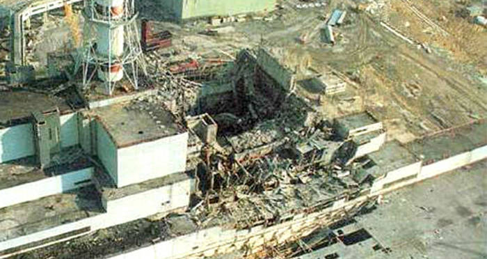 Chernobyl Nuclear Power Plant disaster zone studied by ... |Chernobyl Reactor Meltdown