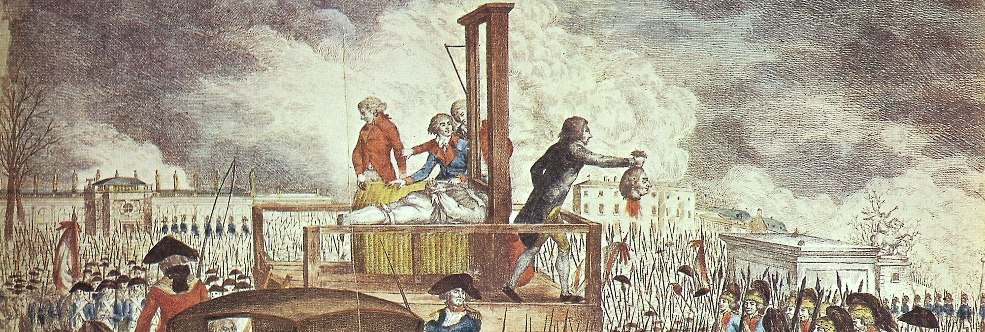 Charles-Henri Sanson And The Execution Of Louis XVI