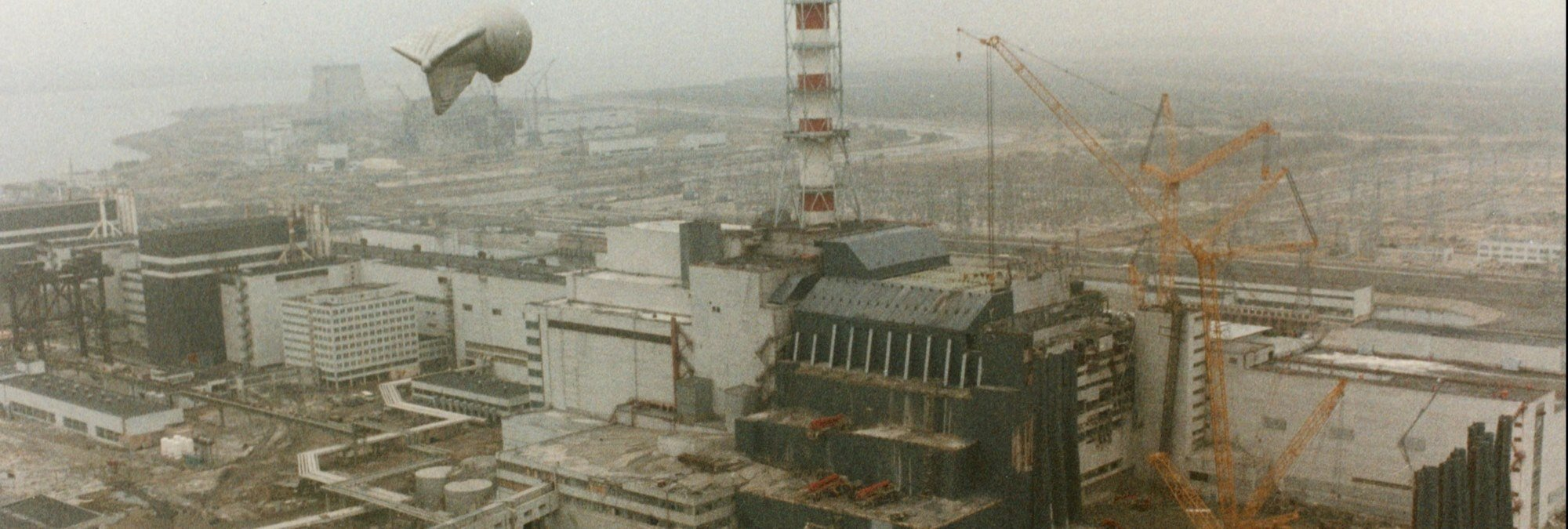 Chernobyl Disaster In Pripyat
