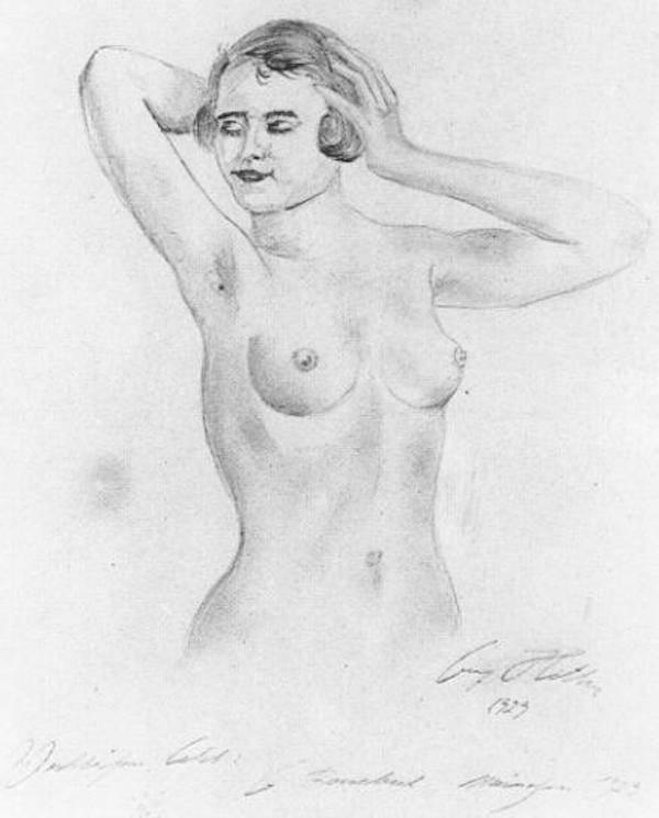 Hitlers Nude Niece