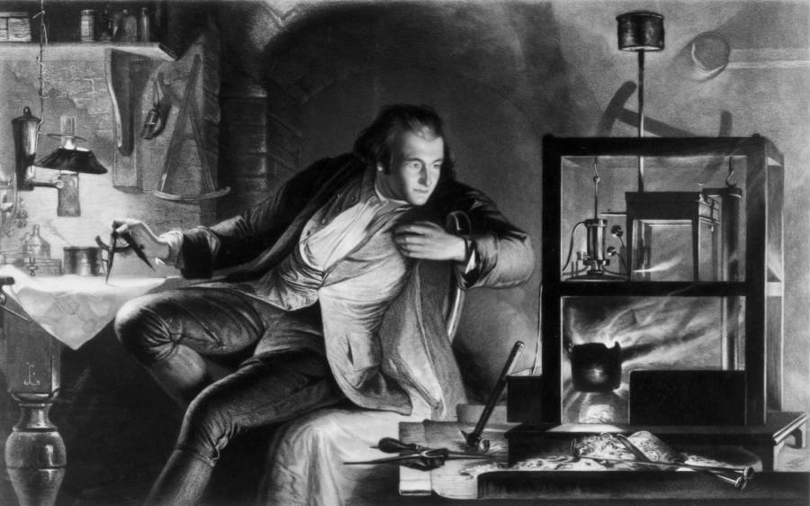 James Watt Working