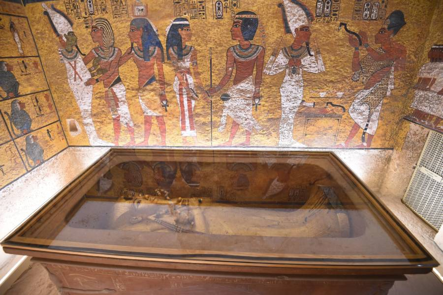 Image result for King Tut Tomb