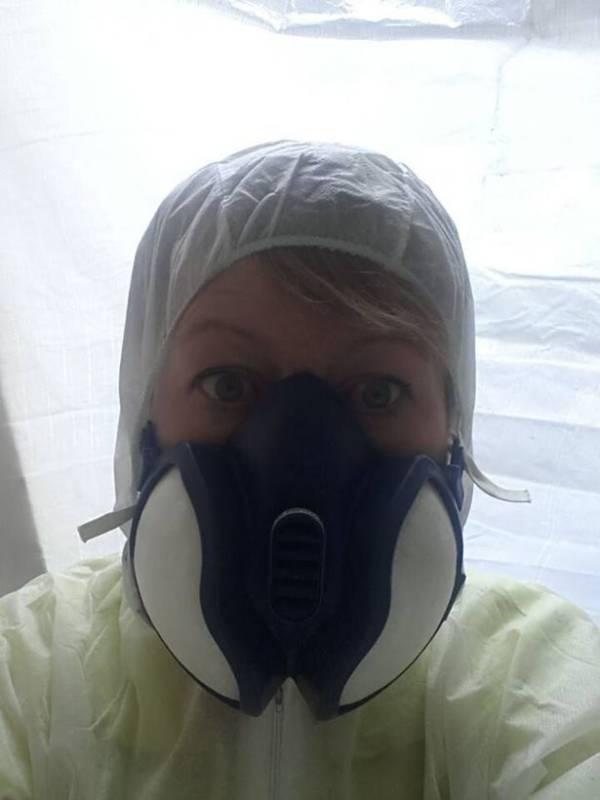Leanne Gas Mask