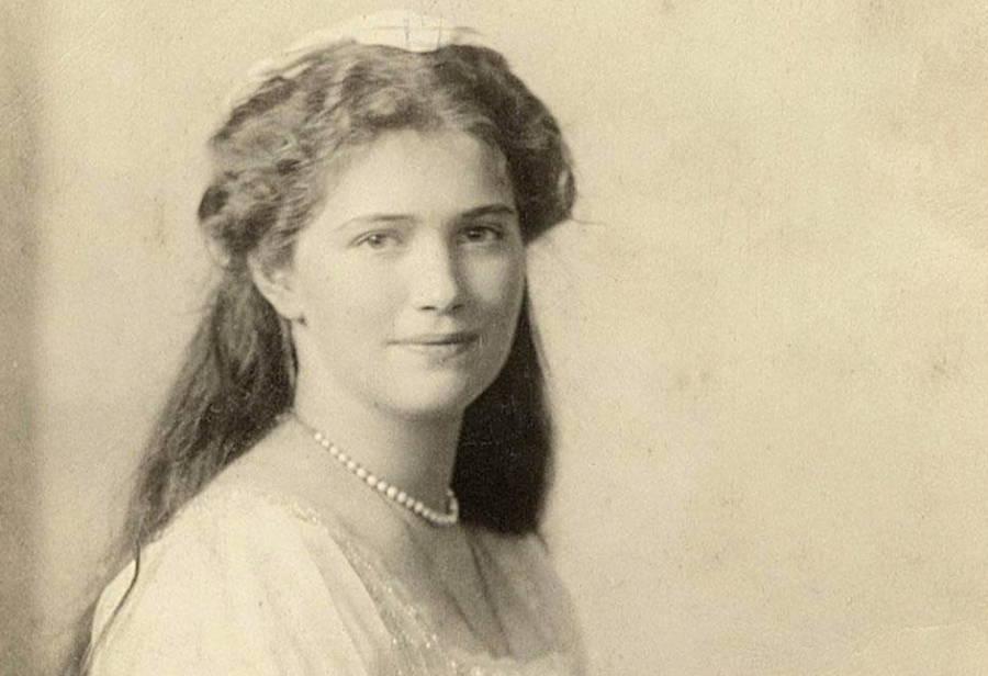 Maria Romanov Portrait