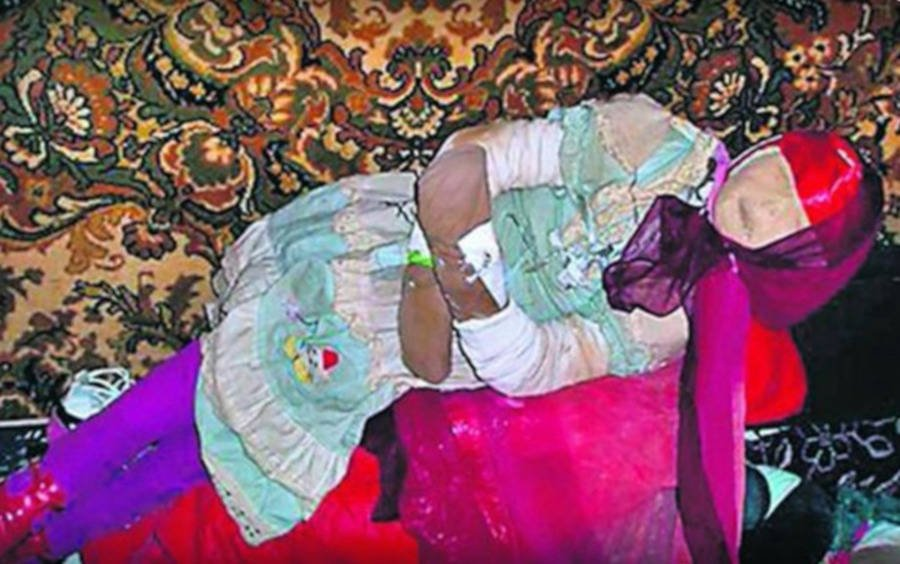 Anatoly Moskvin's Dolls