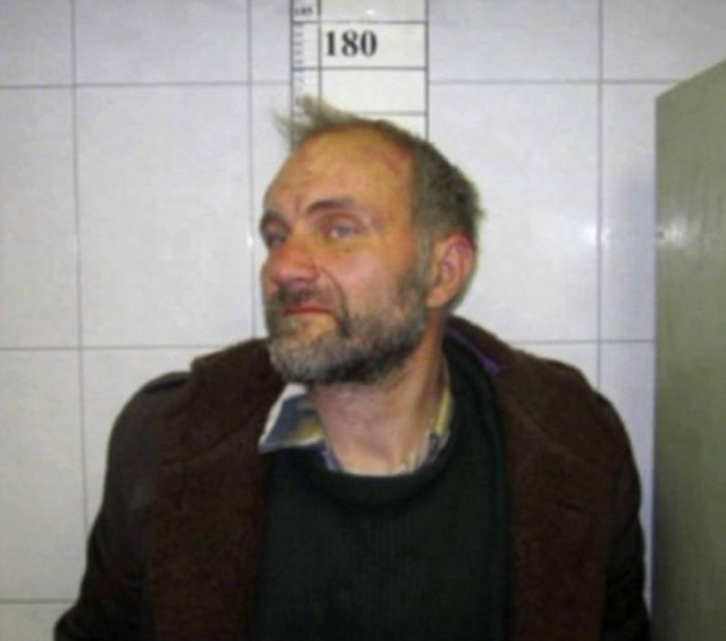 Anatoly Muskvin Mugshot