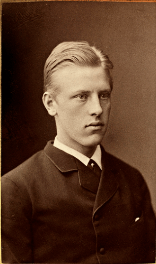 Fridtjof Nansen As A Student