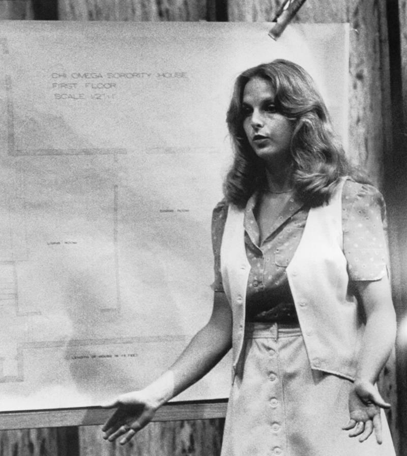 Nita Neary Testifying At Bundy Trial