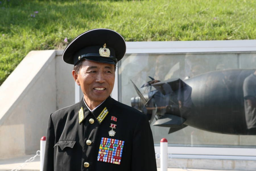 North Korean General