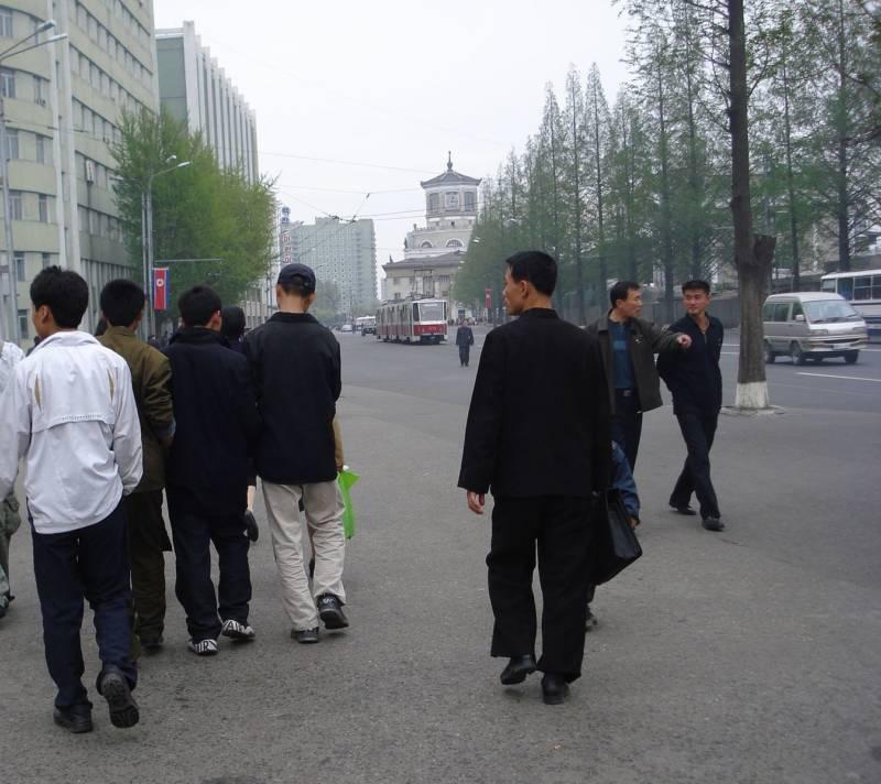 North Korean Youth