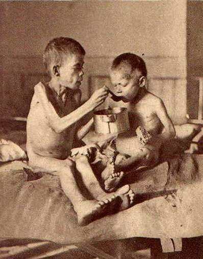 Russian Famine Victims