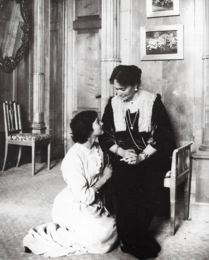 Tatiana And Alexandra