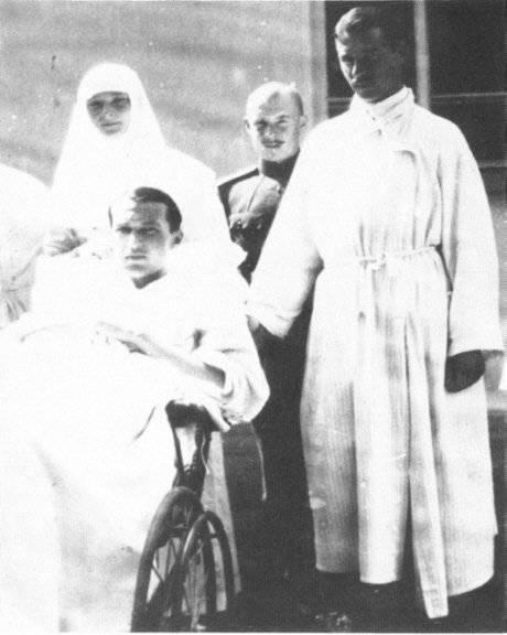 Tatiana Romanov In Nurse Uniform