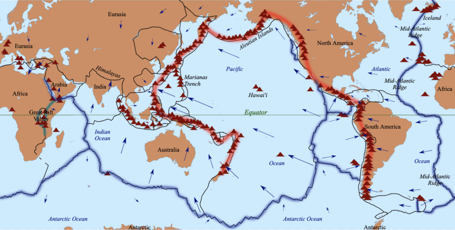 Tectonic Plates Boundaries