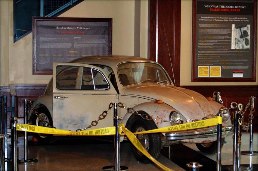 Ted Bundys Volkswagen