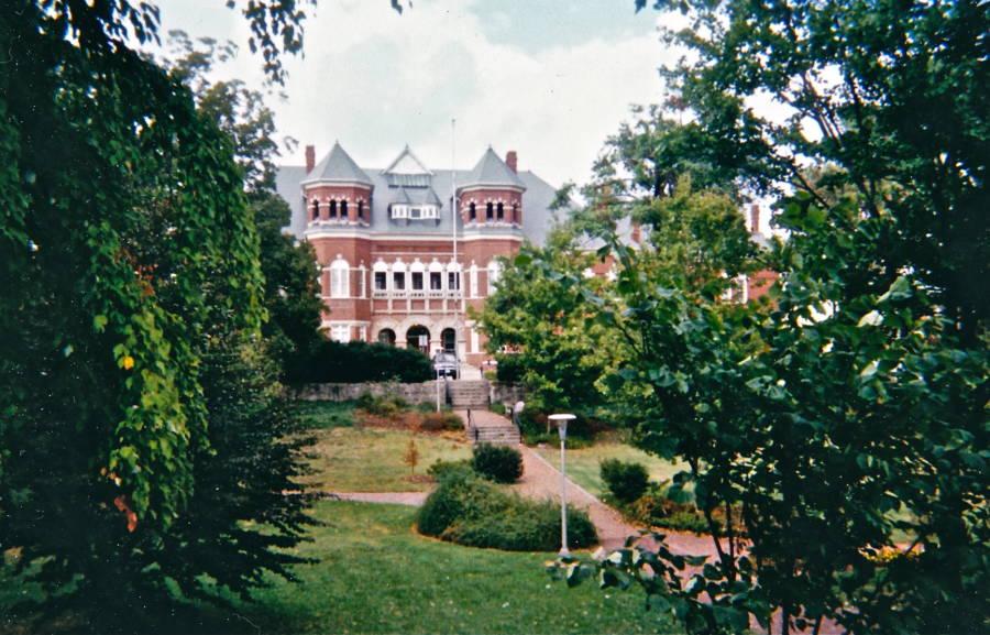 Uncg Campus