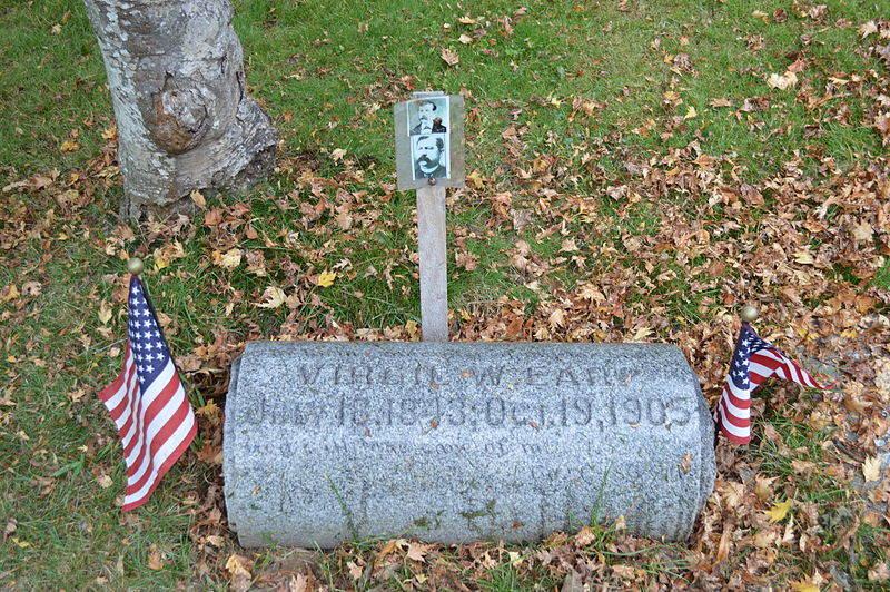 Virgil Earp's Grave