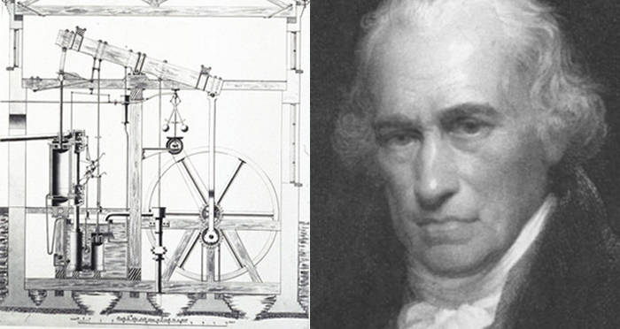 James Watt And The World-Changing Invention Of The Steam Engine