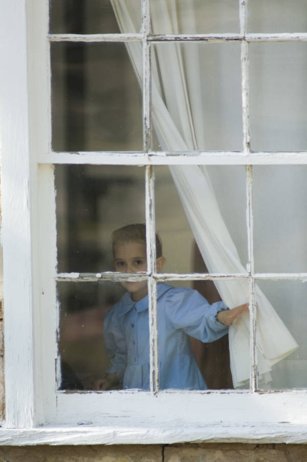 FLDS Girl At Window