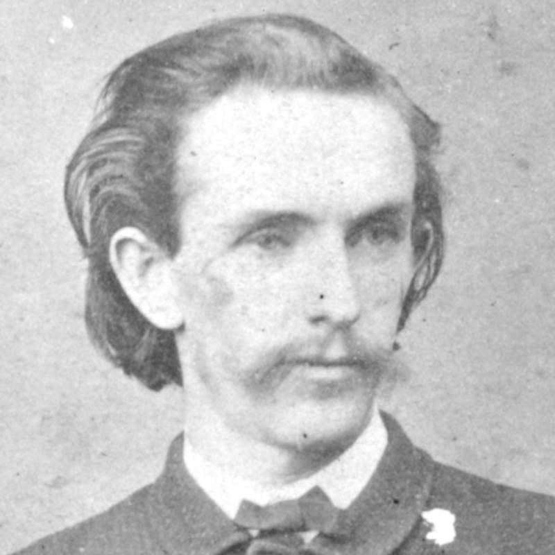John Surrat 1868