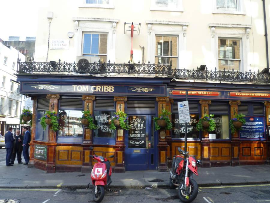 Tom Cribb's Pub