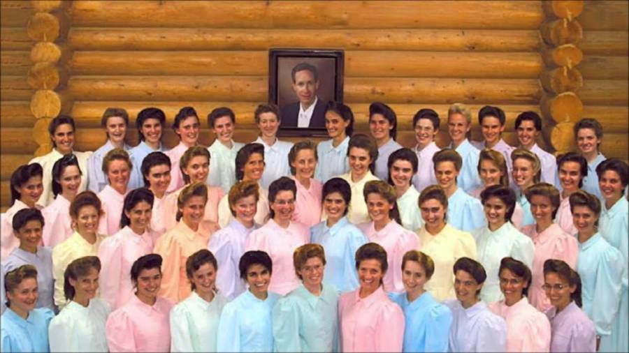 Warren Jeffs And His Wives