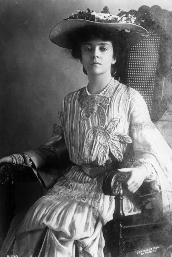 Alice Roosevelt Portrait