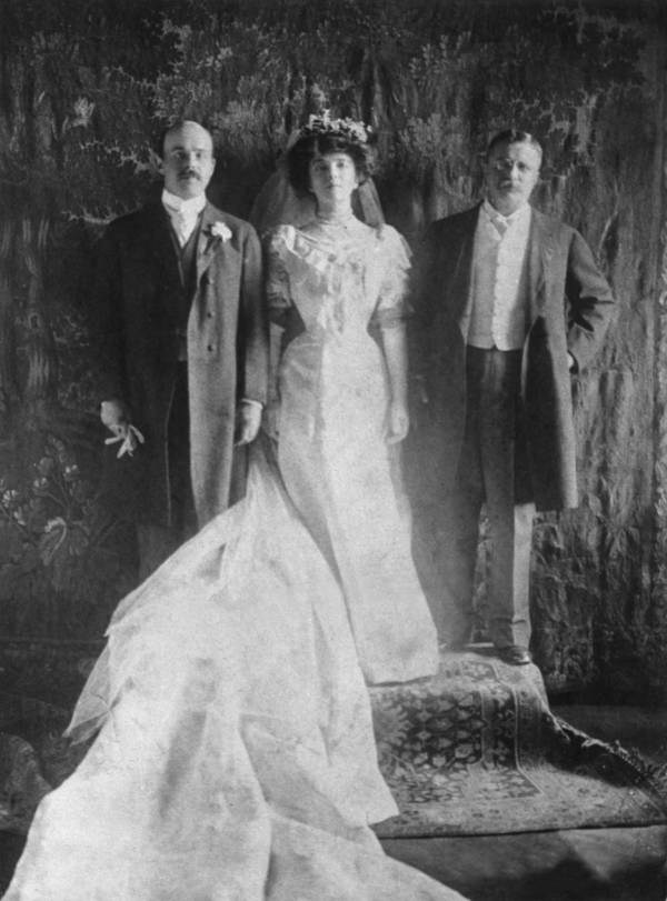 Roosevelt Wedding