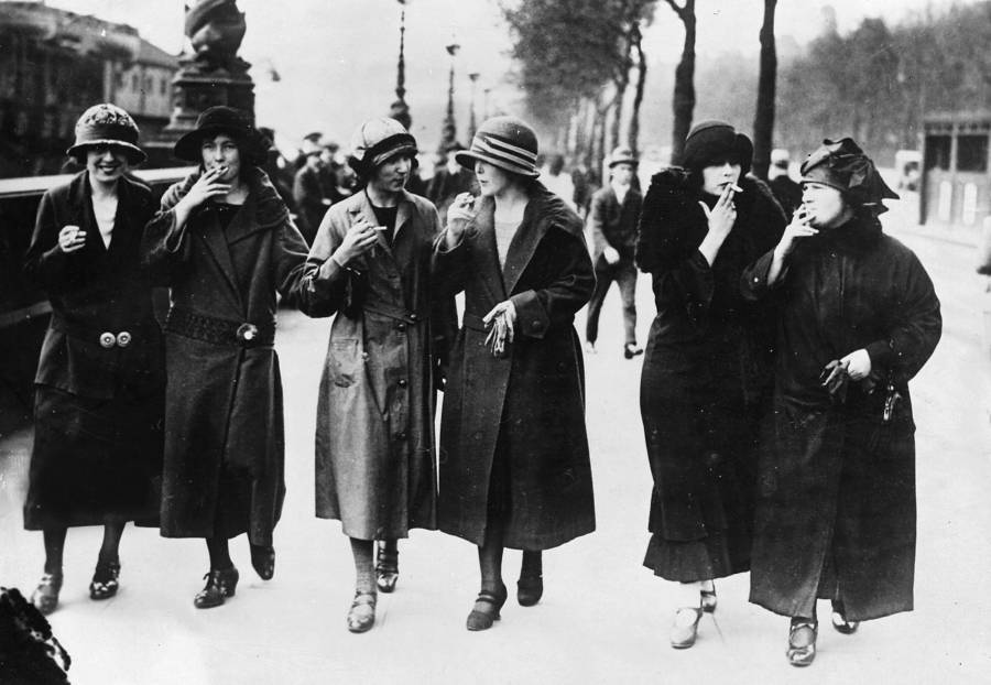 Women In Berlin In The 1920s