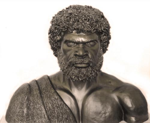 Bust Of Pemulwuy
